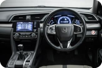 Honda Civic - Dashboard