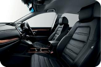 Honda CR-V - Dashboard
