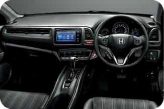 Honda HR-V - Dashboard
