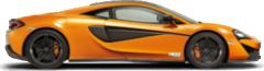 Mclaren 570S Car Rental