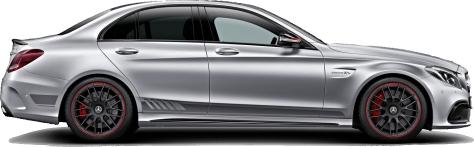 Mercedes C63S AMG Car Rental Kuala Lumpur