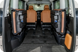 Nissan Serena - Boot Space