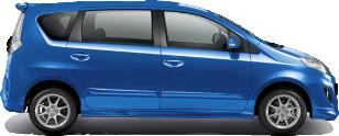 Perodua Alza Car Rental