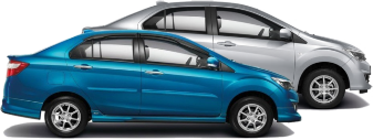 Perodua Bezza Car Rental Promotion