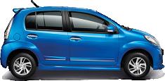 Perodua Myvi SE Car Rental