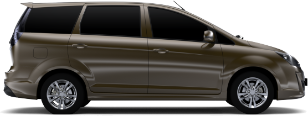 Proton Exora Car Rental
